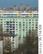 """Berlin, Germany - Residential development in the City East"" Редакционное фото, агентство Caro Photoagency / Фотобанк Лори"