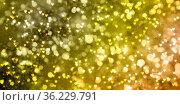 Weihnachtskarte mit Designelementen wie Sterne, Lichter, Herzen. Bokeh... Стоковое фото, фотограф Zoonar.com/wolfgang rieger / easy Fotostock / Фотобанк Лори