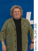 Fortune Feimster attends Apple's 'Ted Lasso' Season Two Premiere ... Редакционное фото, фотограф Eugene Powers Photography / age Fotostock / Фотобанк Лори