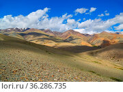 Beautiful landscape in Altai mountains, Russia. Стоковое фото, фотограф Zoonar.com/Kokhanchikov / easy Fotostock / Фотобанк Лори