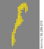 Karte von Hiddensee - Map of Hiddensee. Стоковое фото, фотограф Zoonar.com/Robert Biedermann / easy Fotostock / Фотобанк Лори