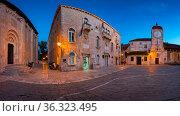 TROGIR, CROATIA - SEPTEMBER 28, 2015: Saint Sebastian Church and ... Стоковое фото, фотограф Zoonar.com/Andrey Omelyanchuk / age Fotostock / Фотобанк Лори