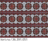 Mosaic floor. Roman mosaic in the oldest city in Europe. Depiction... Стоковое фото, фотограф Zoonar.com/GeorgiDimitrov / easy Fotostock / Фотобанк Лори