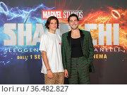Tommaso Stanziani, Tommaso Zorzi during the photocall of the Marvel... Редакционное фото, фотограф Claudia Greco / AGF/Claudia Greco / AGF / age Fotostock / Фотобанк Лори