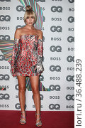 Roxy Horner - Arrives for the GQ Men of the Year Awards at the Tate... Редакционное фото, фотограф John Rainford / age Fotostock / Фотобанк Лори