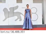Roberta Armani , Opening Ceremony, 78th Venice International Film... Редакционное фото, фотограф AGF/Maria Laura Antonelli / age Fotostock / Фотобанк Лори