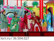 GEORGTOWN, PENANG, MALAYSIA - NOV. 18. 2016: A China musical theater... Стоковое фото, фотограф Zoonar.com/PAUL WASCHTSCHENKO / age Fotostock / Фотобанк Лори