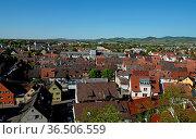 Breisach, breisgau, architektur, altstadt, historisch, baden-württemberg... Стоковое фото, фотограф Zoonar.com/Volker Rauch / easy Fotostock / Фотобанк Лори