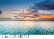 Blick von Arbon über den Bodensee bei farbigem Sonnenaufgang, Kanton... Стоковое фото, фотограф Patrick Frischknecht / age Fotostock / Фотобанк Лори