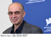 The director Giuseppe Tornatore during the photocall at the 78th ... Редакционное фото, фотограф Maria Laura Antonelli / AGF/Maria Laura Antonelli / age Fotostock / Фотобанк Лори