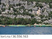Limski-Kanal , Istrien, limfjord, lim-fjord, limskikanal, fjord, kanal... Стоковое фото, фотограф Zoonar.com/Volker Rauch / easy Fotostock / Фотобанк Лори