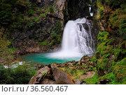 Reinfälle in den Dolomiten, Alpen - Reinfall in Dolomites, Alps. Стоковое фото, фотограф Zoonar.com/Liane Matrisch / easy Fotostock / Фотобанк Лори
