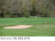 Golfplatz, bad kissingen, golf, sport, sportart, golfsport, rasen... Стоковое фото, фотограф Zoonar.com/Volker Rauch / easy Fotostock / Фотобанк Лори
