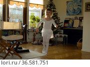 Mädchen, Gesicht, Ballett, weiß, Kind, blond, Mensch, Weihnachten... Стоковое фото, фотограф Zoonar.com/Günter Lenz / age Fotostock / Фотобанк Лори