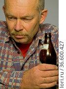Hans, Bier. Стоковое фото, фотограф Zoonar.com/Eder Hans / age Fotostock / Фотобанк Лори