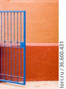 Zugang zum Garten in einer Grünanlage in Spanien. Стоковое фото, фотограф Zoonar.com/Karl-Heinz Spremberg / easy Fotostock / Фотобанк Лори