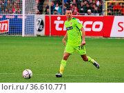 Nikola Djurdjic (Düsseldorf), Fussball: 2.BL. - 15/16 - SC Freiburg... Стоковое фото, фотограф Zoonar.com/Joachim Hahne / age Fotostock / Фотобанк Лори