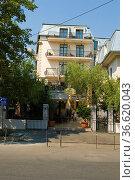 Hotel Picolo Mondo, Bukarest, Rumänien   Bucharest, Romania. Стоковое фото, фотограф Zoonar.com/Günter Lenz / age Fotostock / Фотобанк Лори