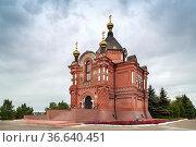 Church of St. Alexander Nevsky in Mikhaly, Suzdal, Russia. Стоковое фото, фотограф Zoonar.com/Boris Breytman / easy Fotostock / Фотобанк Лори