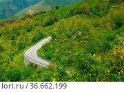 Ligurischer Apennin Pass - Ligurian Apennines pass 01. Стоковое фото, фотограф Zoonar.com/Liane Matrisch / easy Fotostock / Фотобанк Лори