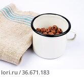 Vollkorn Frühstück Zutat - Wholemeal breakfast ingredient. Стоковое фото, фотограф Zoonar.com/lantapix / easy Fotostock / Фотобанк Лори