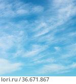 Himmel - sky 33. Стоковое фото, фотограф Zoonar.com/LIANEM / easy Fotostock / Фотобанк Лори