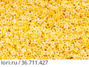 Food background - uncooked dry stelline pastina. Стоковое фото, фотограф Zoonar.com/Valery Voennyy / easy Fotostock / Фотобанк Лори