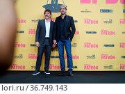 Premiere Of The Film 'The Good Patron' At The Callao Cinemas In Madrid... Редакционное фото, фотограф Oscar Gonzalez / WENN / age Fotostock / Фотобанк Лори