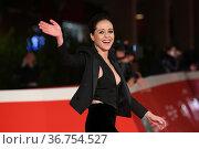 Actress Vanessa Scalera. Редакционное фото, фотограф Antonelli / AGF/Maria Laura Antonelli / age Fotostock / Фотобанк Лори