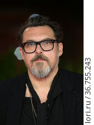 Joe Wright during the premiere of 'Cyrano' at the 16th annual Rome... Редакционное фото, фотограф AGF/Maria Laura Antonelli / age Fotostock / Фотобанк Лори