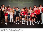 Autism Got talent's 10th Birthday at the Mermaid Theatre London, ... Редакционное фото, фотограф WENN.com / age Fotostock / Фотобанк Лори
