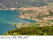Gardasee Nago-Torbole - Lake Garda Nago-Torbole 04. Стоковое фото, фотограф Zoonar.com/Liane Matrisch / easy Fotostock / Фотобанк Лори
