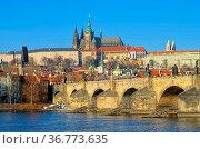 Prag Dom - Prague cathedral 11. Стоковое фото, фотограф Zoonar.com/Liane Matrisch / easy Fotostock / Фотобанк Лори