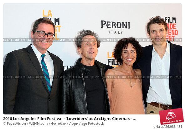 Купить «2016 Los Angeles Film Festival - 'Lowriders' at ArcLight Cinemas - Arrivals Featuring: Josh Welsh, Brian Grazer, Stephanie Allain, Jason Blum Where: Hollywood...», фото № 26933431, снято 1 июня 2016 г. (c) age Fotostock / Фотобанк Лори