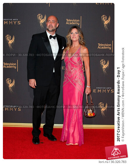 Изображение «2017 Creative Arts Emmy Awards - Day 1 Featuring: Alex Skuby,  Mo Collins Where: Los Angeles, California, United States When: