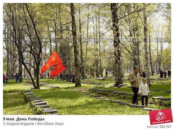9 мая. День Победы., фото № 283767, снято 9 мая 2008 г. (c) Андрей Андреев / Фотобанк Лори