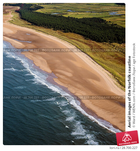 Купить «Aerial images of the Norfolk coastline Featuring: Norfolk coastline Where: Wells Next The Sea, United Kingdom When: 17 Jan 2016 Credit: Ward/WENN.com», фото № 28700227, снято 17 января 2016 г. (c) age Fotostock / Фотобанк Лори