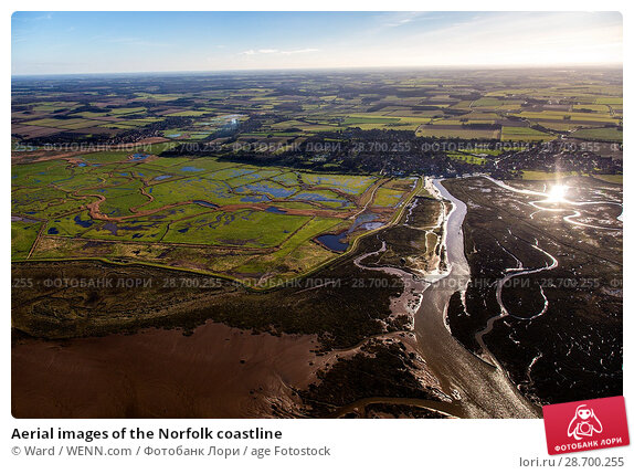 Купить «Aerial images of the Norfolk coastline Featuring: Norfolk coastline Where: Wells Next The Sea, United Kingdom When: 17 Jan 2016 Credit: Ward/WENN.com», фото № 28700255, снято 17 января 2016 г. (c) age Fotostock / Фотобанк Лори