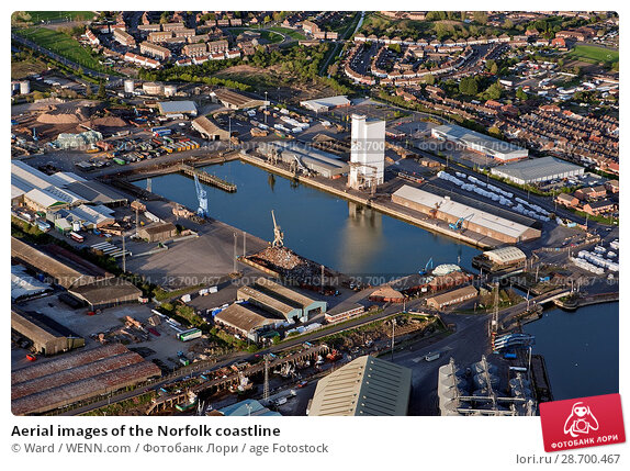 Купить «Aerial images of the Norfolk coastline Featuring: Norfolk coastline Where: Wells Next The Sea, United Kingdom When: 17 Jan 2016 Credit: Ward/WENN.com», фото № 28700467, снято 17 января 2016 г. (c) age Fotostock / Фотобанк Лори