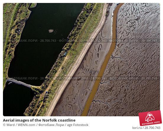 Купить «Aerial images of the Norfolk coastline Featuring: Norfolk coastline Where: Norfolk, United Kingdom When: 27 Aug 2014 Credit: Ward/WENN.com», фото № 28700743, снято 27 августа 2014 г. (c) age Fotostock / Фотобанк Лори