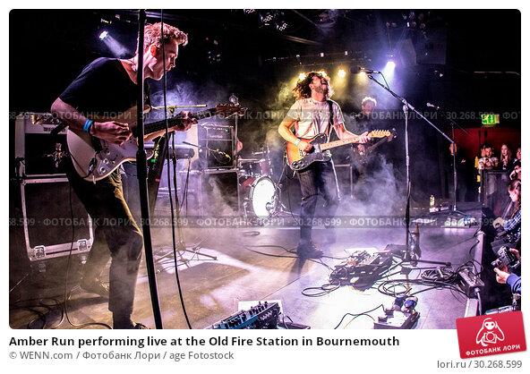 Купить «Amber Run performing live at the Old Fire Station in Bournemouth Featuring: Amber Run Where: Bournemouth, United Kingdom When: 29 Sep 2017 Credit: WENN.com», фото № 30268599, снято 29 сентября 2017 г. (c) age Fotostock / Фотобанк Лори