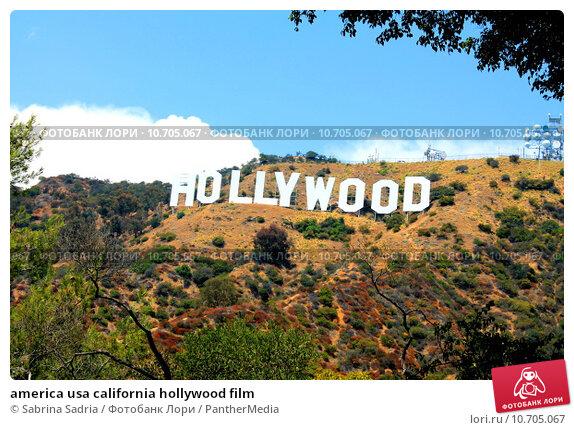 Купить «america usa california hollywood film», фото № 10705067, снято 23 марта 2019 г. (c) PantherMedia / Фотобанк Лори