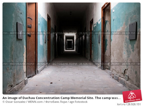 Купить «An image of Dachau Concentration Camp Memorial Site. The camp was a Nazi concentration camp near the town of Dachau, Germany. It was built in 1933 and...», фото № 28928151, снято 17 апреля 2017 г. (c) age Fotostock / Фотобанк Лори