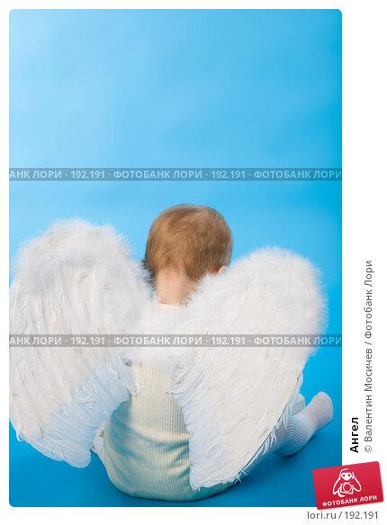 Ангел, фото № 192191, снято 8 января 2008 г. (c) Валентин Мосичев / Фотобанк Лори