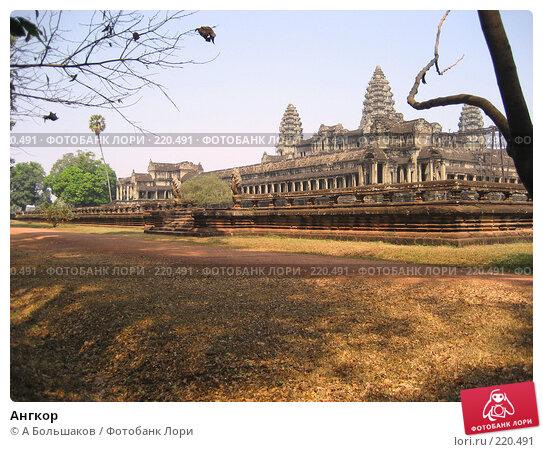 Ангкор, фото № 220491, снято 3 марта 2008 г. (c) A Большаков / Фотобанк Лори