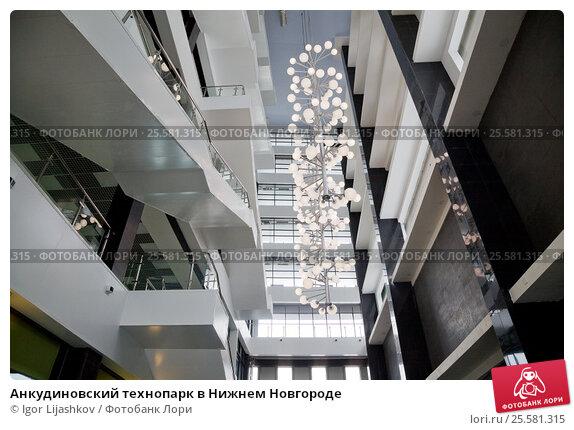 Купить «Анкудиновский технопарк в Нижнем Новгороде», фото № 25581315, снято 25 марта 2020 г. (c) Igor Lijashkov / Фотобанк Лори