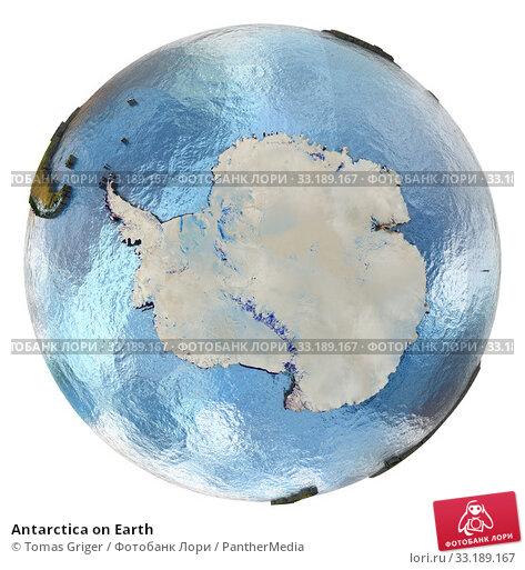 Купить «Antarctica on Earth», фото № 33189167, снято 28 мая 2020 г. (c) PantherMedia / Фотобанк Лори