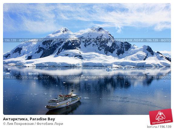 Антарктика, Paradise Bay, фото № 196139, снято 12 января 2008 г. (c) Лия Покровская / Фотобанк Лори