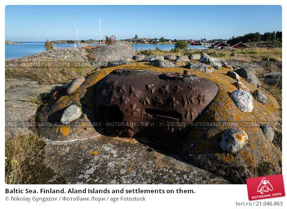 baltic sea and finland