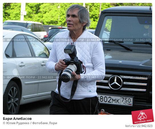 Купить «Бари Алибасов», фото № 22942023, снято 9 мая 2016 г. (c) Юлия Руденко / Фотобанк Лори